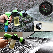 jummoon shop Car Garden Dual Purpose High Pressure Car Washing Nozzle Foam Car Washing Nozzle