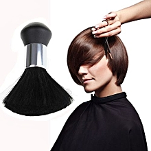 Technologg Beauty  Professional Black Hairdressing Stylist Barbers Salon Hair Cut Neck Duster Brush-Black