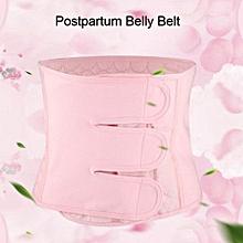 Postpartum Support Recovery Belly Belt Waist Wrap Band Postnatal Shapesuit Body Shaper