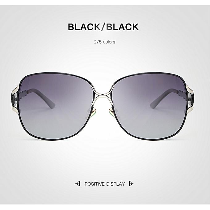 New style Female Polarized Sunglasses Women Luxury Alloy Frame Eyewear  Retro Lady Oculos De Sol With e119e5def3