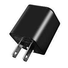 1080P HD USB Charging Power Adapter Wifi Wireless Mini Hidden Camera Camcorder US Plug