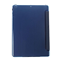 Smart Case Cover Translucent Back Magnetic Cover with Auto Sleep/Wake Function for iPad Air/iPad 5 CHD-Z