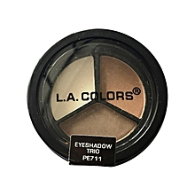 Eyeshadow Trio - White Ice/Bronzed Beauty/Chocolate BrownieWhite Ice/Bronzed Beauty/Chocolate Brownie