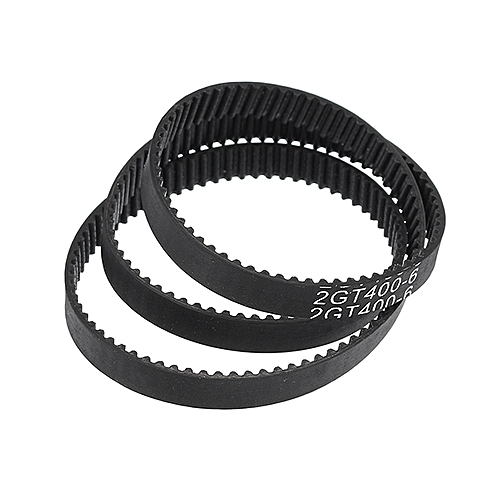 Generic GT2 6mm Closed Loop Timing Belt 2GT 6 280 400 610 852mm Rubber Synchronous 400mm Best Price