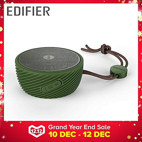 Edifier MP80 High Quality IP54 Dust and Splash Proof Portable Bluetooth Speaker  SEEDPGAN