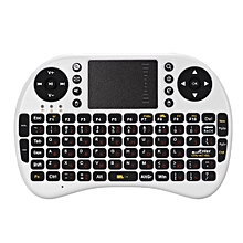 iPazzport Mini 2.4G Russia Layout Wireless Keyboard Touchpad Mouse For Android TV Tablet