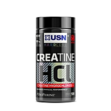 Creatine HCL (100 Capsules)