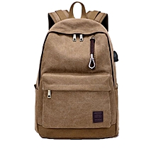 singedanStudent Boy Laptop Backpack School Bag School Backpack Men Woman Travel Bag CO -Coffee
