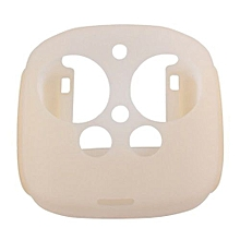 Quadcopter Remote Control Silicone Protective Sleeve For DJI Phantom 3/4 Pro Beige
