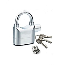 Security Alarm Lock -Silver