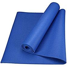 Yoga Mat Exercise Anti-Skid - Blue