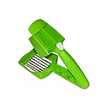 Vegetable & Herbs Slicer - Green
