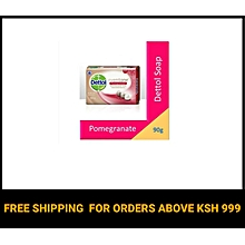 Dettol Soap Even Tone Pomegranate - 90g