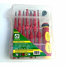 Multi purpose screwdriver series