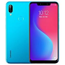 S5 Pro 6.2-inch (6GB, 64GB ROM) Android 8.1, 20MP & 12MP + 20MP & 8MP, 3500mAh, Dual Sim 4G LTE Smartphone - Blue