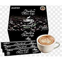 Liven Sugar Free Alkaline Coffee - 20 Sachets
