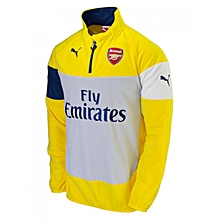 2015/16 - Arsenal Football Training Fleece - Yellow