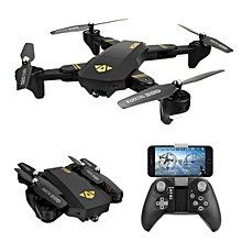 VISUO XS809HW WIFI FPV With Wide-angle HD Camera High Hold Mode Foldable Arm RC Quacopter RTF 30wPixels
