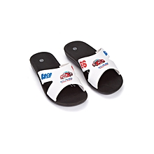 White Fashionable Slippers