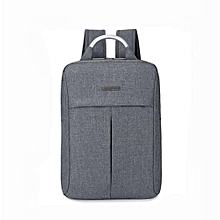 "Business Casual Style Travel Backpacks For 13""-15.6"" Laptop -Grey"