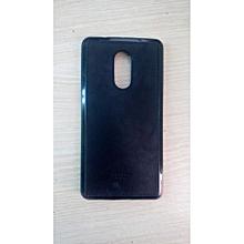 Techno Phamtom 6 Back Cover - Black