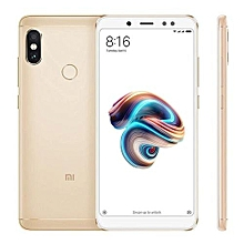 Xiaomi Redmi Note 5 Global Version 5.99 Inch 4GB RAM 64GB ROM Snapdragon 636 Octa Core 4G Smartphone Gold