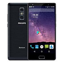 X598 5.5-inch (4GB, 64GB ROM) 4000mAh, Android 7.0 Nougat, 13MP+13MP, Dual Sim 4G LTE Smartphone - Black