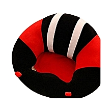 Comfy Baby Support Sit Me Up Pillow(black and red theme)