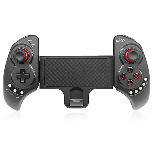 buy online 07b99 ed1b8 HonTai iPega PG-9023 Wireless Bluetooth Game Controller Gamepad Joystick  with Stretch Bracket for iPhone 6 Plus iOS Android System