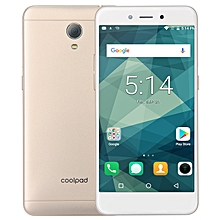 Roar 5 E2C 5-inch (1GB, 16GB ROM) Android 7.1, 2500mAh, 8MP+5MP, Dual Sim 4G LTE Smartphone - Champagne