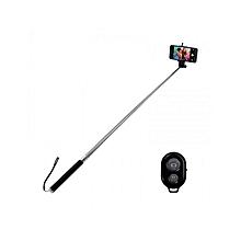 AM7001-BK - Bluetooth Selfie Stick - Black