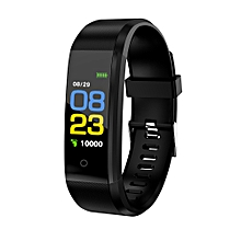 57e6f6b1929 Smart Bracelet Fitness Tracker 0.96in TFT Display Screen Heart Rate Monitor  Sleep Monitoring Call Reminder