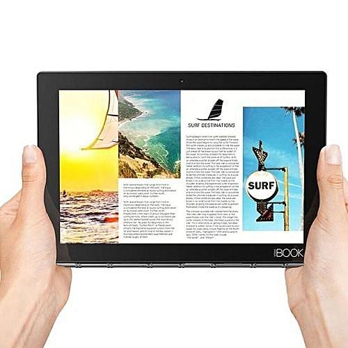 Box Lenovo Yoga Book 64GB Intel Atom X5 Z8550 Quad Core 10 1 Inch Android  6 0 Tablet PC