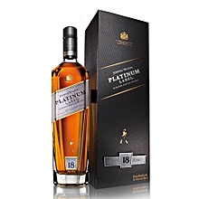 Platinum Label 18 Year Old Whisky