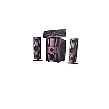 HS-303 3.1CH Multimedia Speaker System - Black
