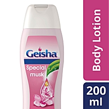 Special Musk Lotion -  200ml