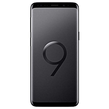 Galaxy S9 Plus (S9+) 6.2-Inch QHD (6GB, 128GB ROM) Android 8.0 Oreo, 12MP + 8MP Dual SIM 4G Smartphone - Mignight Black