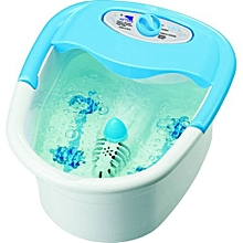 Beauty Professional Oasis Foot Spa For Pedicure - Blue & White