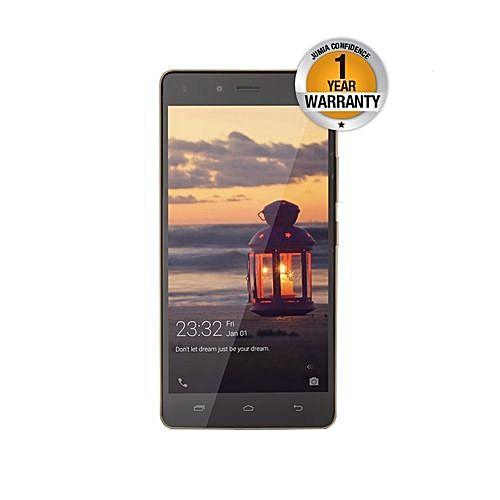 INFINIX Hot 4 Pro (X556) 16GB, (Dual SIM) Champagne Gold