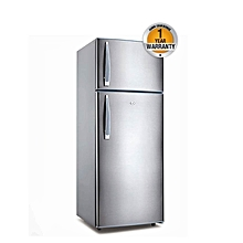 RF/257- 2 Door Direct Cool Fridge - 213 Litres - Titan Silver