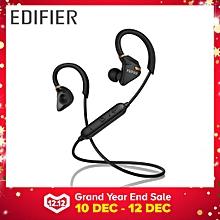 Edifier W296BT Sweat Proof In-Ear Wireless Sport Headphones SWI-MALL