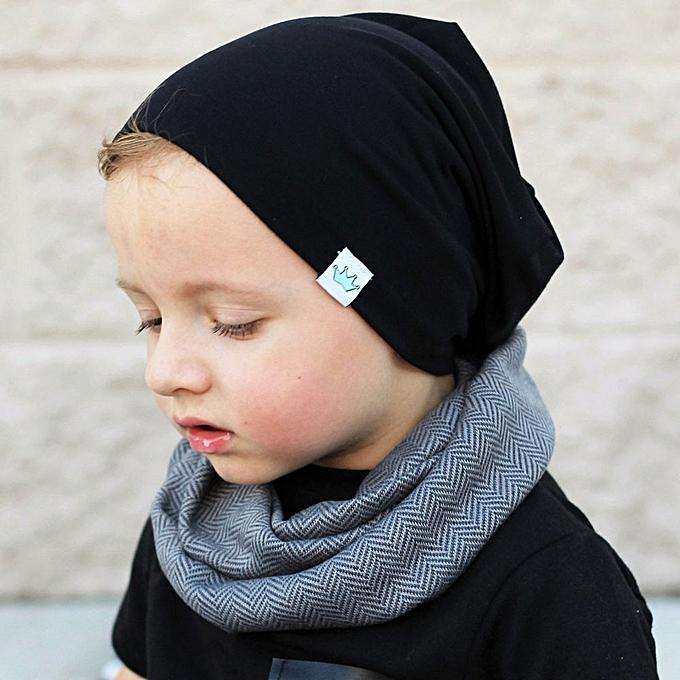 d1b8118dcfb Hiaojbk Store Toddler Kids Baby Boy Girl Infant Cotton Soft Warm Hat Cap  Beanie BK-