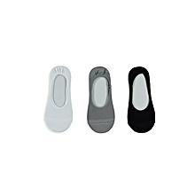 White Fashionable Socks Set