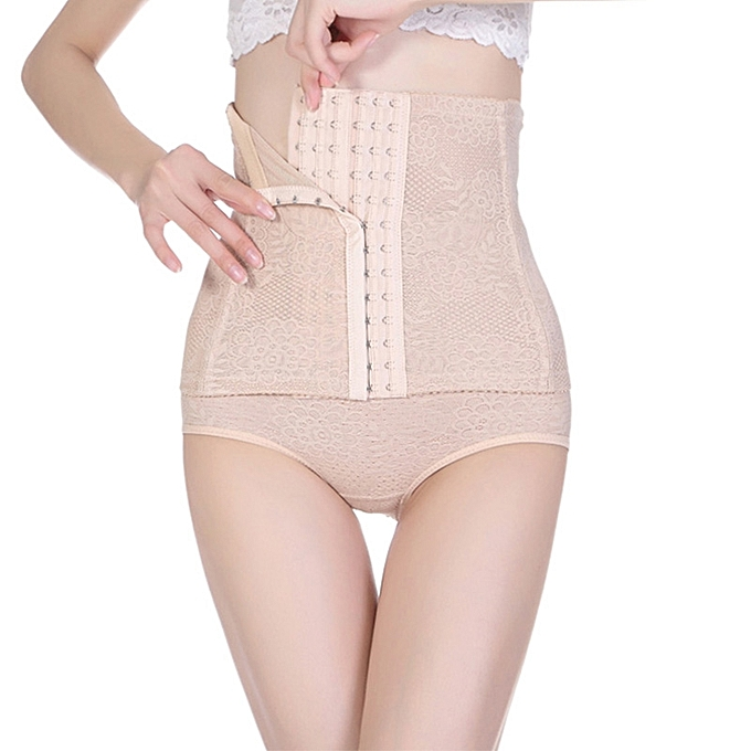 cb818aa12c Women Tummy Control Panties Underbust Slimming Underwear Shapewear Body  Shaper Control Waist Trainer Cincher Modeling Bodysuits