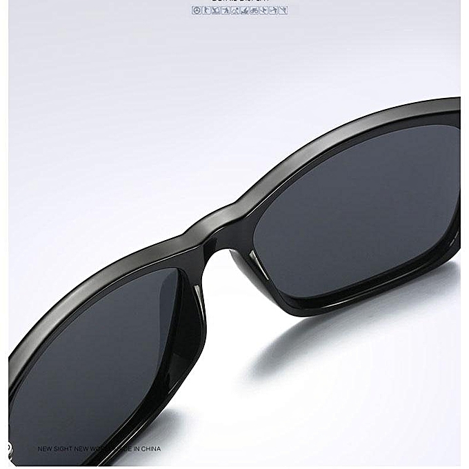 c0be11ed2a0 ... VEITHDIA 387 Fashion Alloy Frame Square Polarized Sunglasses Men  Driving Glasses Leopard brown ...