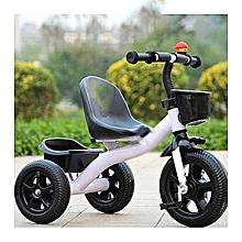 3 Wheel Kids Ride On Tricycle Bike Children Toddler Trike Pink Blue Purple White