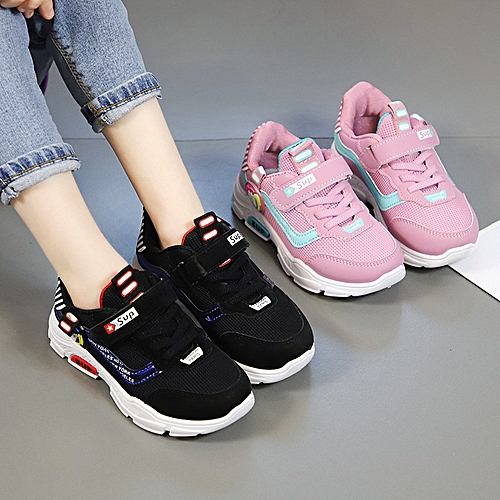 e772fc89 Generic Children's ins overfire sports shoes spring and autumn 2019 boys  and girls net red shoes boys and children's leisure baby shoes