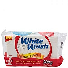 White Wash Multipurpose soap 200gms