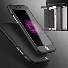 360° iphone 7 cover black