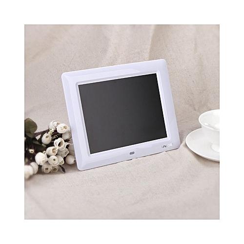 Buy Generic 7\'\' HD TFT-LCD Digital Photo Frame With Slideshow Clock ...